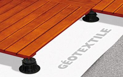 o tout pour votre terrasse en bois sous un seul toit fourniture o deck. Black Bedroom Furniture Sets. Home Design Ideas